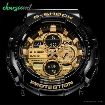ساعت مچی مردانه جی شاک کاسیو Casio GA-140GB-1A1