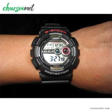 ساعت مچی مردانه کاسیو جی شاک Casio GD-100-1A