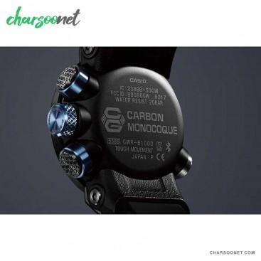 ساعت مچی مردانه جی شاک کاسیو Casio GWR-B1000-1A1
