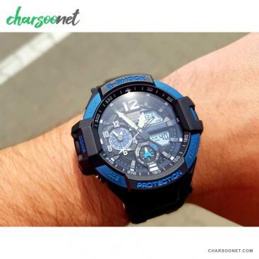 ساعت مچی مردانه جی شاک کاسیو Casio GA-1100-2B