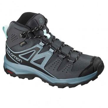 کفش کوهنوردی سالومون زنانه SA-406747 SalomonRadiant Mid GTX