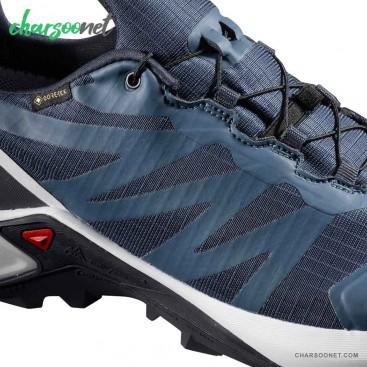 کفش رانینگ مردانه سالومون SA-408090 Salomon Supercross GTX