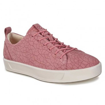 کفش چرم زنانه اکو مدل ECCO Soft 8W