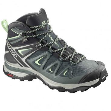 بوت کوهنوردی سالومون زنانه SA-409940 Salomon X Ultra 3 Mid GTX