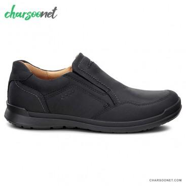 کفش کلاسیک چرم اکو مدل Ecco Classic Slip ons