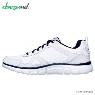کفش ورزشی اسکچرز مردانه SA-52631WNV Skechers Track Scloric