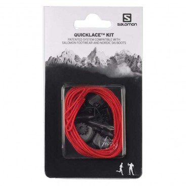 بند کفش سالومون مدل Salomon Quicklace Kit کد sa-326674