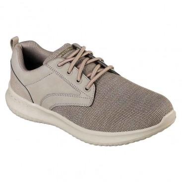 کفش پیاده روی مردانه اسکچرزSA-65641TPE Skechers Delso