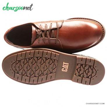 کفش چرم کاترپیلار مردانه SA-721987 Caterpillar Cason