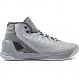 کفش بسکتبال آندرآرمور مدل Under Armour Curry 3 Gray کد 1269279035