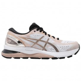 کفش اسیکس مدل Asics Gel Nimbus 21 Platinum کد 1012A608100