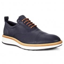 کفش چرم اکو مردانه کد 836744.01303 مدل Ecco St.1 Hybrid