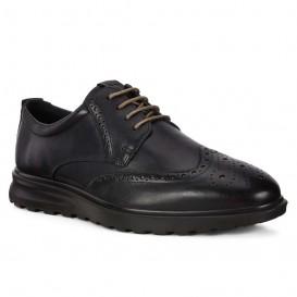 کفش چرم اکو مردانه کد 633114.01001 مدل Ecco Cs20 Hybrid