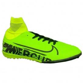 کفش ساق دار فوتبال مخصوص چمن مصنوعی