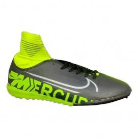 کفش ساق دار مخصوص فوتبال مخصوص چمن مصنوعی
