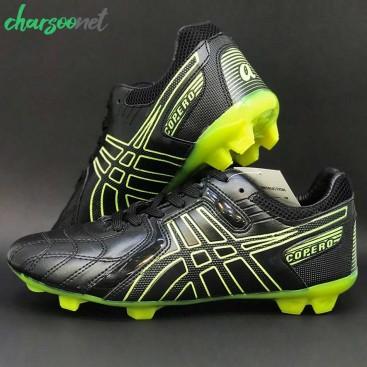 کفش مخصوص فوتبال حرفه ای مناسب زمین چمن طبیعی