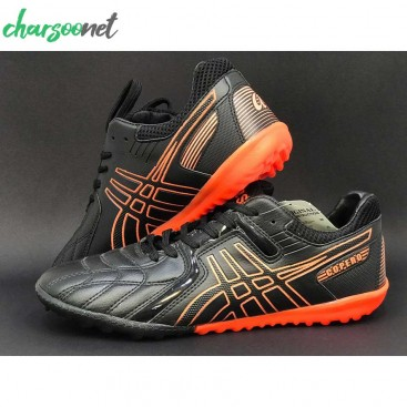 کفش فوتبال حرفه ای مناسب بازی در چمن مصنوعی
