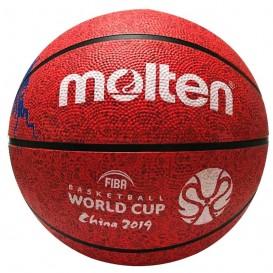توپ بسکتبال مولتن سایز7 (طرح جام جهانی2019) Molten