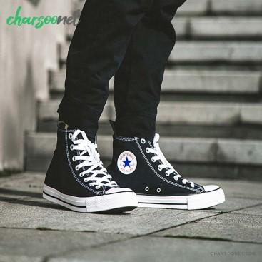 کفش اسپرت ال استار مشکی Converse Chuck Taylor All Star