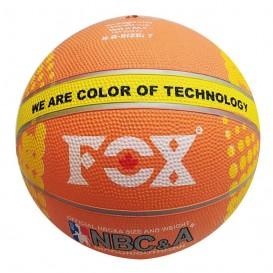 توپ بسکتبال فاکس Fox FBR 2036 سایز 6 نارنجی