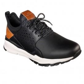 کفش روزمره اسکچرز مردانه Skechers Relven Hemson 65732-BLK