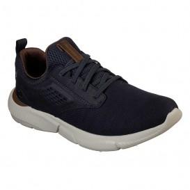 کفش اسکیچرز مدل Skechers Relaxed Fit کد 65862-nvy