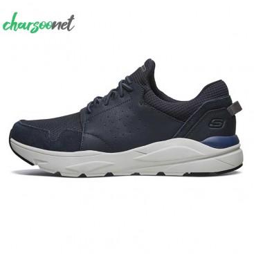 کفش اسپرت مردانه اسکچرز مدل Skechers Relaxed Fit کد 66175-blk