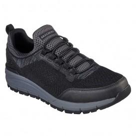 کفش روزمره اسکیچرز مدل Skechers Relaxed Fit Volero کد 66258_BKCC