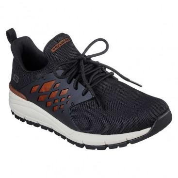 کفش اسپرت اسکیچرز مدل SKECHERS Relaxed Fit کد 210050_BLK