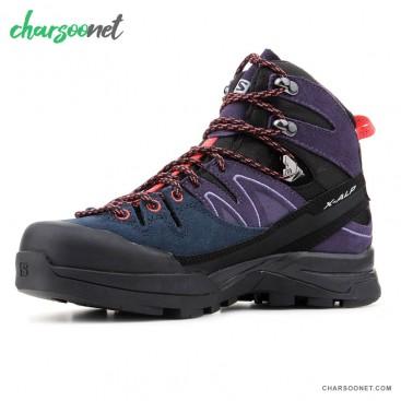 کفش کوهنوردی ضداب سالومون مردانه Salomon X Alp Mid Ltr Gtx
