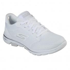کفش ورزش و فیتنس اسکچرز Skechers Go Walk 5 - 15902-WHT