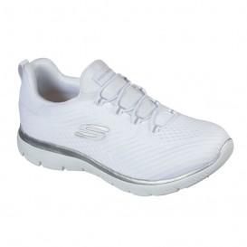 کفش دویدن و پیاده روی اسکچرز Skechers white Summits 149036wsl