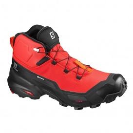 کفش کوهنوردی سالومون ضداب مردانه Salomon Cross Hike mid Gtx
