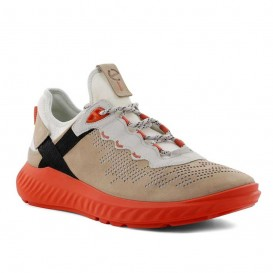 کفش اسپرت مردانه اکو مدل ECCO ST.1 Lite Beige کد 50421452001