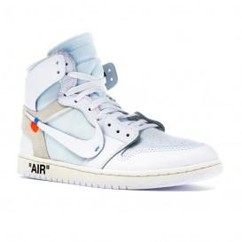 کفش نایکی مدل ایرجردن 1 Nike Air Jordan 1 Off_White