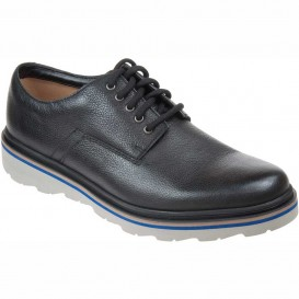 کفش چرم کلارک مدل Clarks Frelan Edge Black کد 26147289