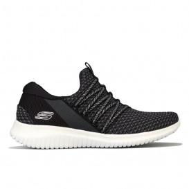 کفش پیاده روی و دویدن اسکچرز زنانهSkechers Ultra Flex 12849-bkw