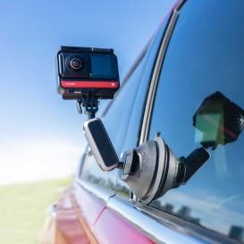پایه فیلم برداری مخصوص ماشین دوربین اینستا 360 مدل SUCTION CUP CAR MOUNT