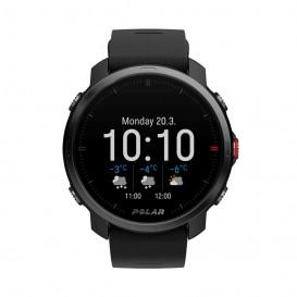 ساعت هوشمند پلار مدل POLAR GRIT X BLACK کد 90081734