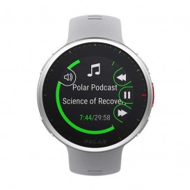 ساعت هوشمند پلار مدل POLAR VANTAGE V2 GRAY LIME کد 90083651