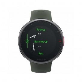ساعت ورزشی پلار مدل POLAR VANTAGE V2 GREEN کد 90083653