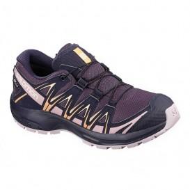 کفش طبیعتگردی سالومون بچه گانه ضدآب Salomon XA PRO 3D CSWP