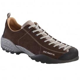 کفش اسنیکر اسکارپا مدل Scarpa Mojito Leather cocoa کد 32605-100/006