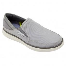 کفش اسنیکرز اسکیچرز مدل SKECHERS Moreno Slip کد 66062gry