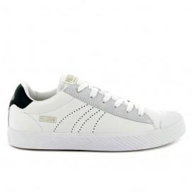 کفش راحتی مردانه پالادیوم چرمی Palladium Pallaphonix Flame 76237-100