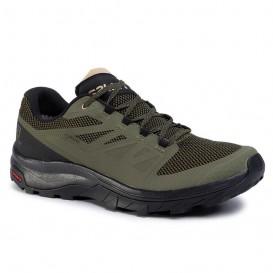 کفش کوهنوردی سالومون مردانه ضدآب Salomon Outline GTX 409968