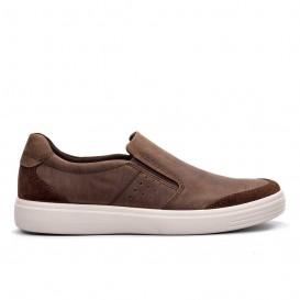 کفش چرمی مردانه اکو مدل سافت کلاسیک Ecco Soft Classic