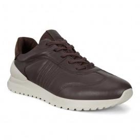 کفش چرمی اکو مدل Ecco Kahverengi Erkek کد 50370458290