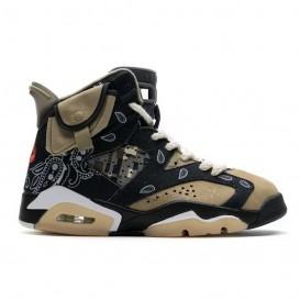 کفش اسپرت ساقدار نایک جردن Nike Jordan 6 Retro