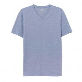 تیشرت مردانه اچ اند ام H & M T-Shirt V-neck 0570003054